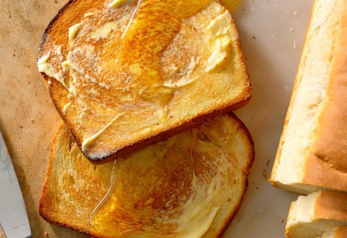 Milk And Honey White Bread Recipe Taste Of Home