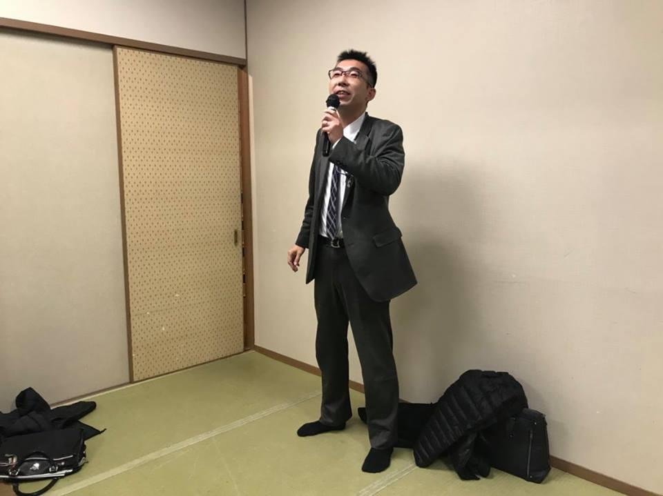 ティーエムシー2017年忘年会(^^)/