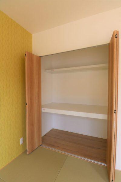 和室収納 1