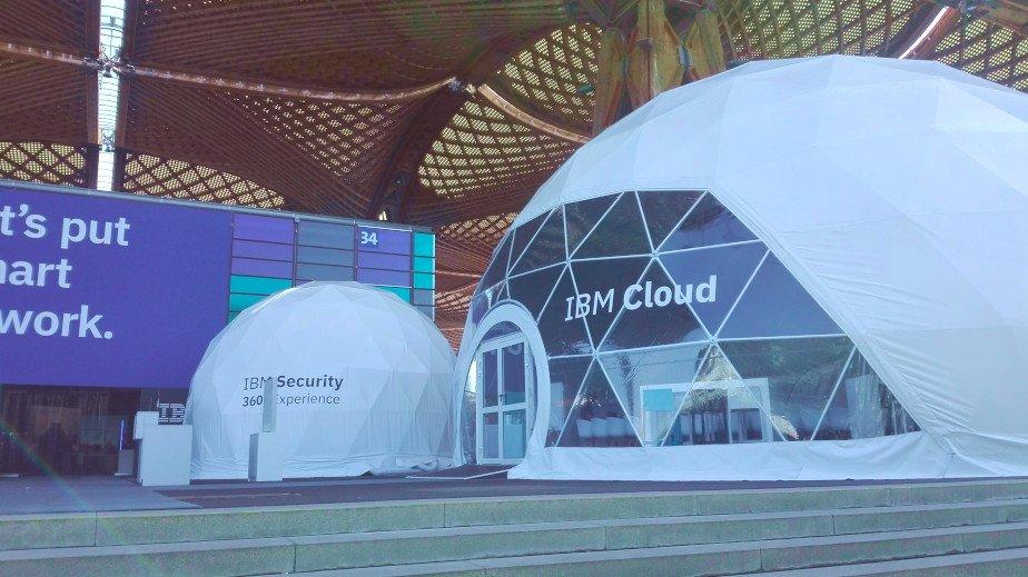CEBIT 2018 IBM Cloud - CEBIT 2018