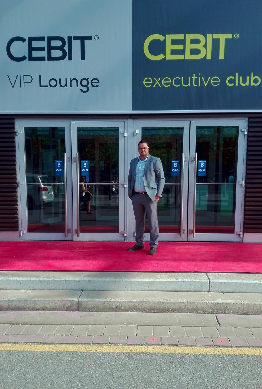 CEBIT 2018 PC Welcome Night VIP Lounge - CEBIT 2018