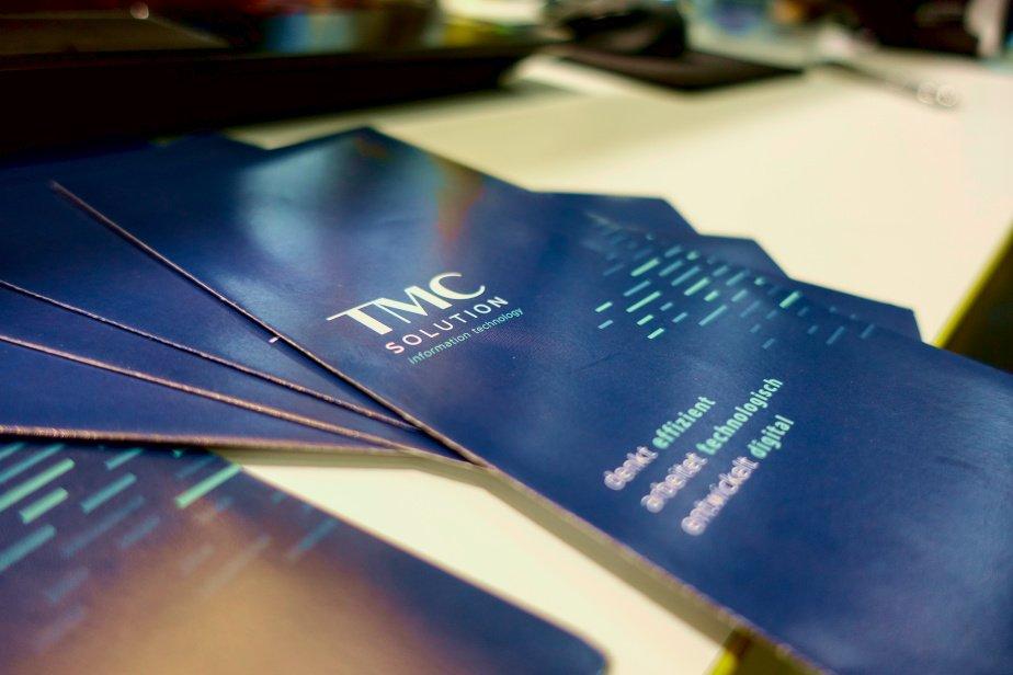 CEBIT 2018 TMC SOLUTION Broschuere - CEBIT 2018