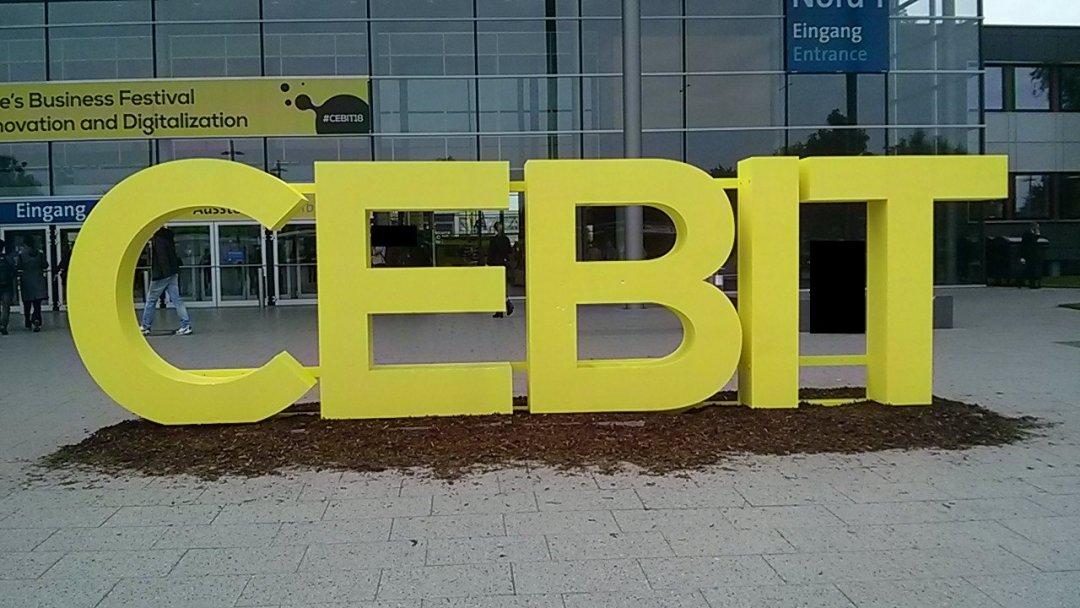 CEBIT - CEBIT 2018
