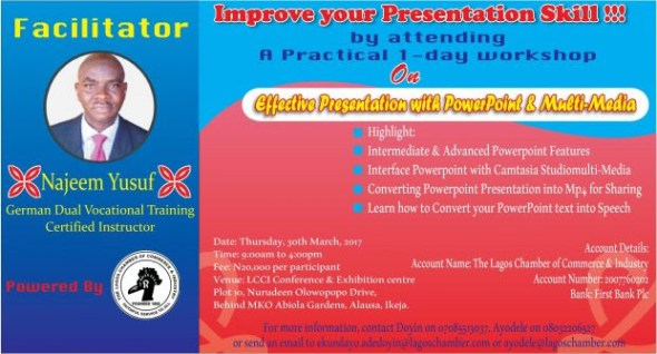 effective presentation with powerpoint and multimedia training tmc