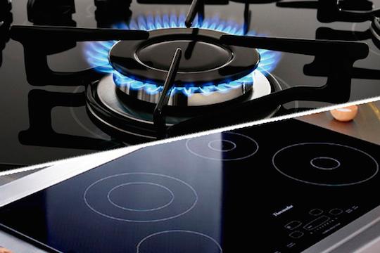 Cocinas elctricas vs cocinas a gas