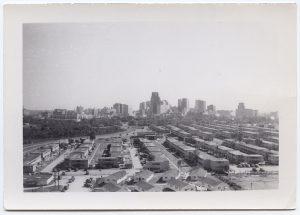 View of Houston, 1948
