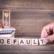 default costs certificate