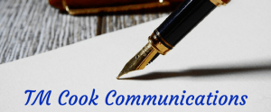 TM Cook Communications Logo
