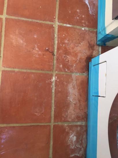 Terracotta Washing Machine