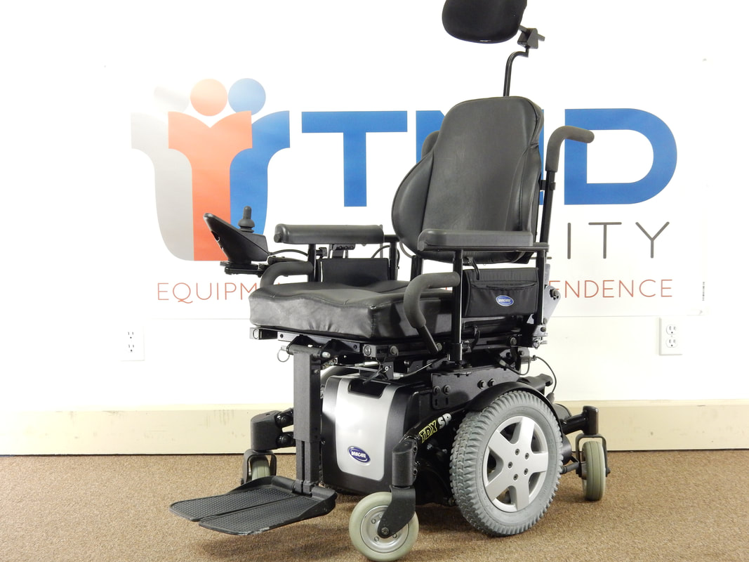 Pronto Power Chair Invacare Tdx Sp W Tilt Tmd Mobility