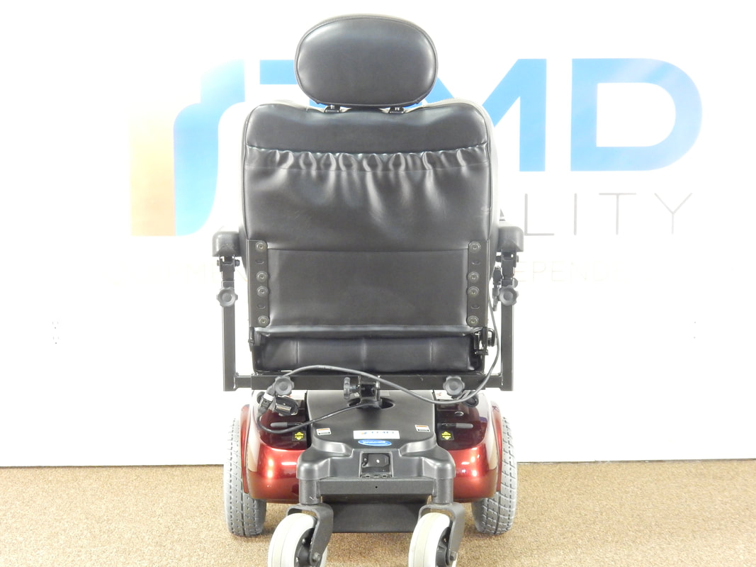 Pronto Power Chair Pronto M51 1700 Tmd Mobility