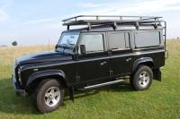 Patriot Roof Rack Defender