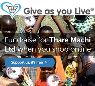 Give as you live - shop and support Thare Machi Education