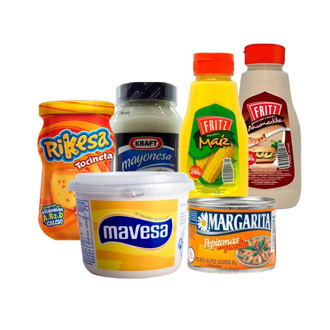 mayonesa y rikesa