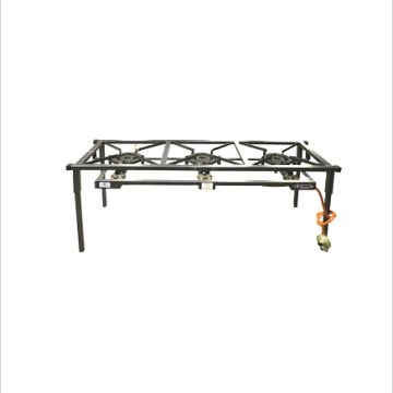 3-BURNER GAS BOILING TABLE