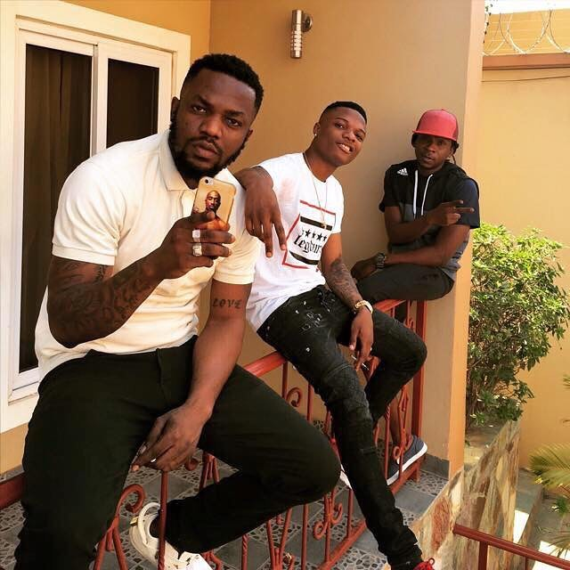 R2bees drops video for 'Supa' featuring Wizkid - WATCH