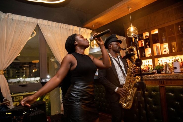 Newest Lounge In Accra, El Padrino Is A Haven For Luxury Enthusiasts & Cigar Aficionados