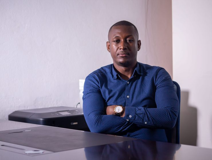 Ghanaian Tech Nerd Elorm K. Foli Sets Sight On The Holistic & Sustainable Growth Of SMEs