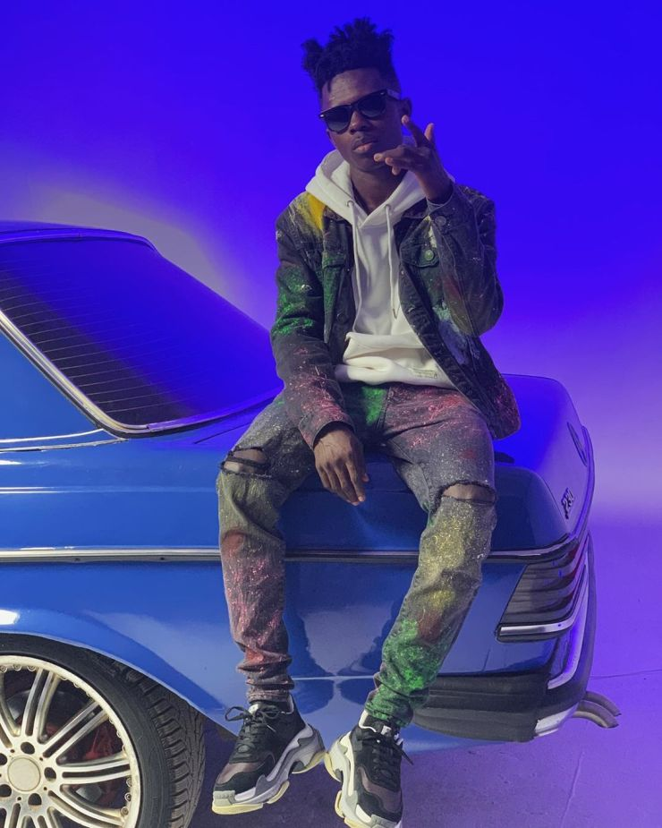 Strongman Shares Video For 'Bossu' Featuring Medikal