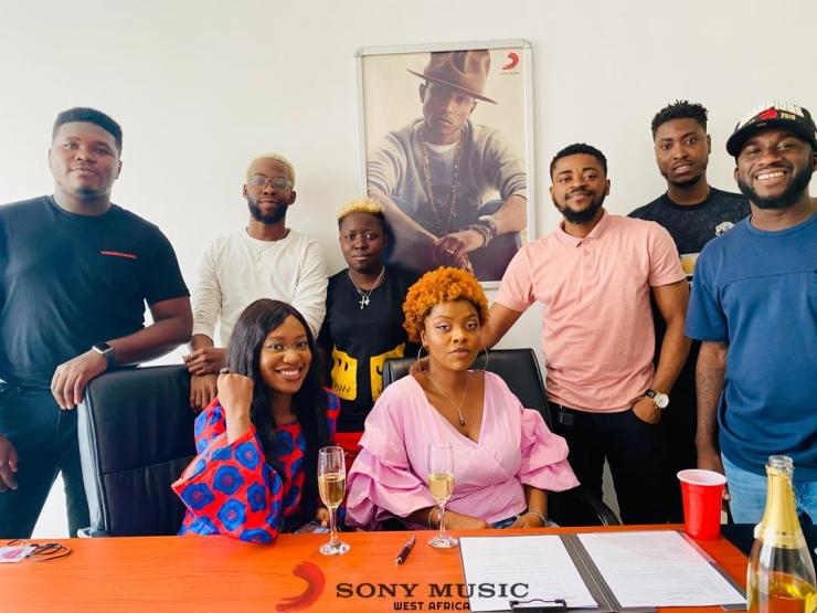 Ona Dema Signs Management Deal With Sony Music West Africa