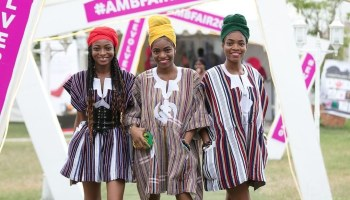Africa Make-Up & Beauty Fair 2020 Held In Accra