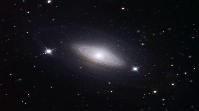 галактика NGC 1222