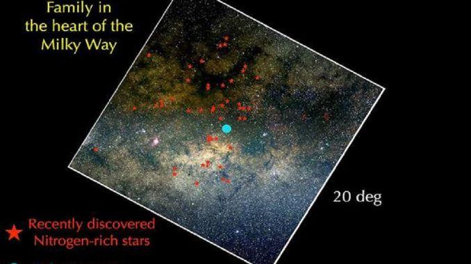 незвичайні зірки