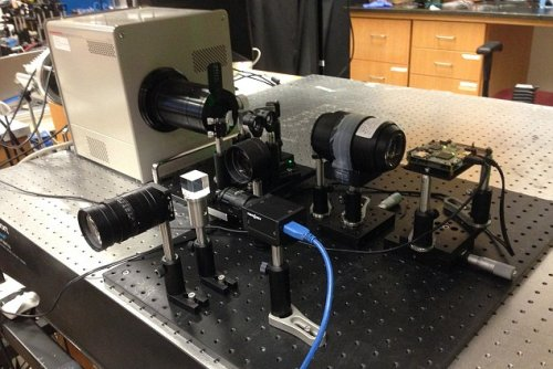 надшвидкісна камера