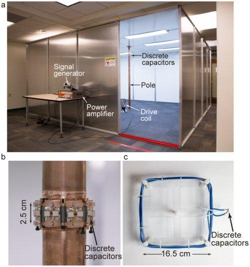 Створена технологія бездротової передачі енергії, здатна охопити обсяг цілого приміщення