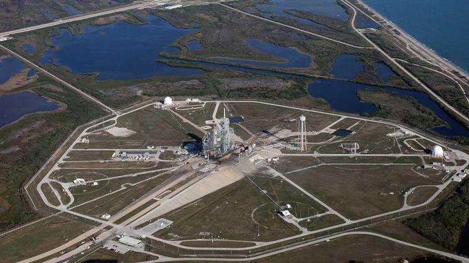 Falcon 9 запустять зі стартового майданчика «Аполлон»
