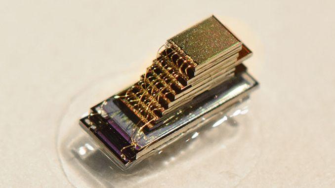 Micromote - найменший в світі комп'ютер