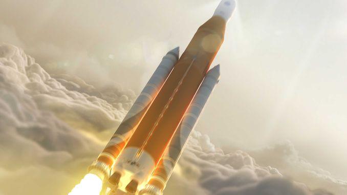 NASA може відправити людей у космос першим «рейсом» SLS