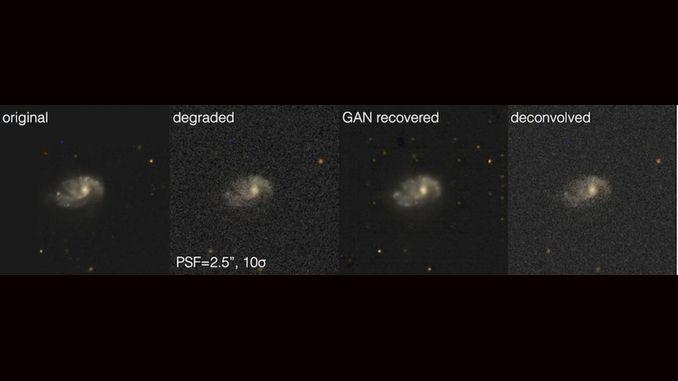 Використання штучних нейронних мереж дозволяє отримувати більш чіткі знімки космічних об'єктів