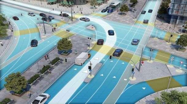 Створена система штучного інтелекту, що дозволяє автомобілям-роботам орієнтуватися по картам