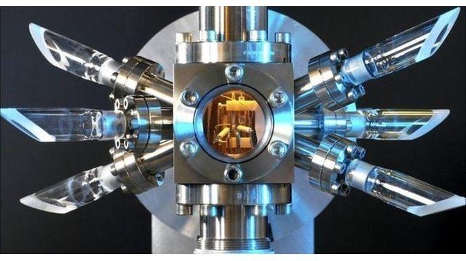 атомний годинник