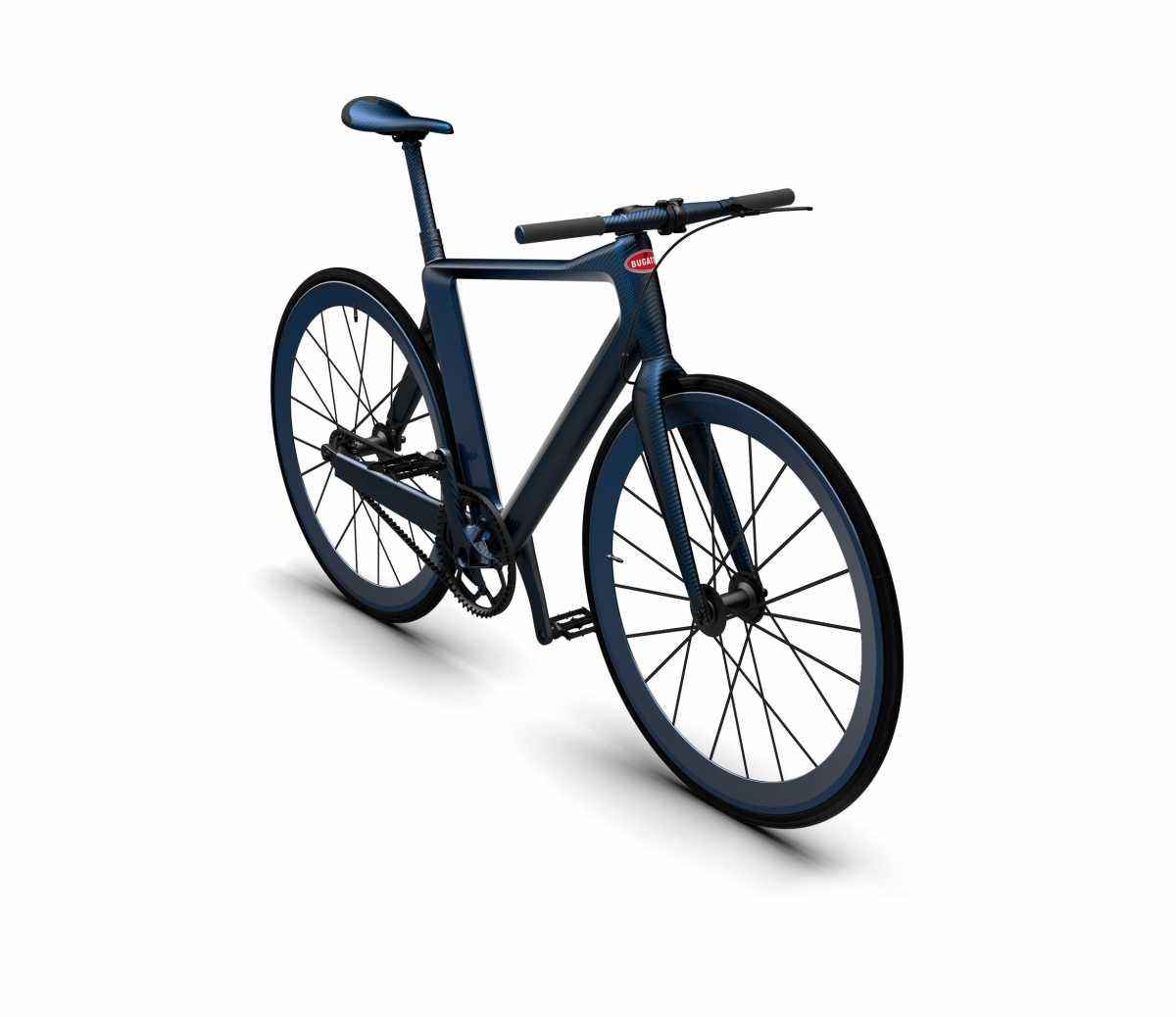 Bugatti представила власний велосипед