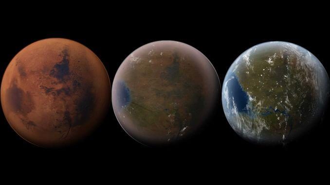 У NASA запропонували відправити до Марса штучне магнітне поле