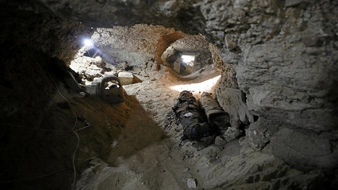 У Єгипті археологи виявили 17 мумій
