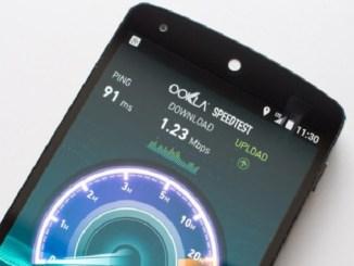 рейтинг швидкості інтернету SpeedTest