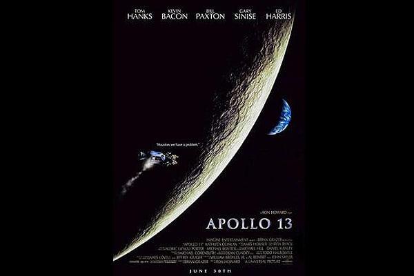 Аполлон-13 Найкращі фільми засновані на реальних подіях