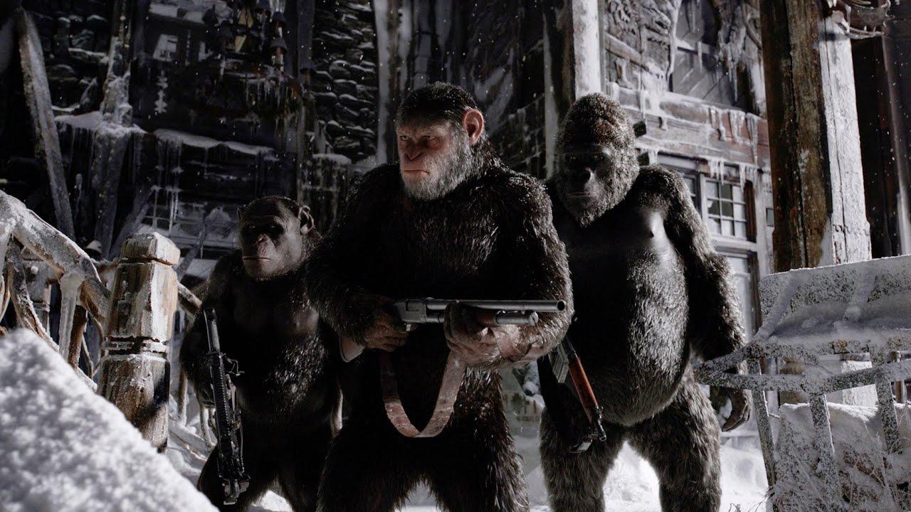 Вiйна за планету мавп