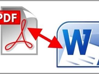 редагувати PDF в Word