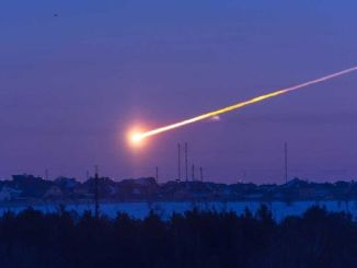 Вчені пояснили механізм вибуху метеоритів в атмосфері