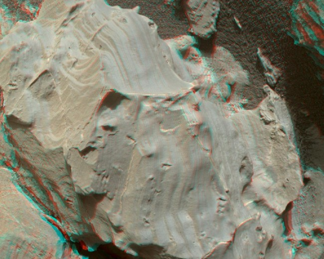 NASA спростувало заяви науковця про виявлення слідів іншопланетянин на Марсі