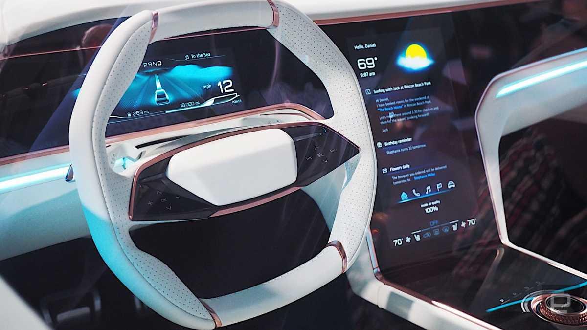 Китайська компанія Sokon представила електричний позашляховик
