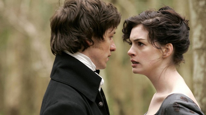 Джейн Остін / Becoming Jane