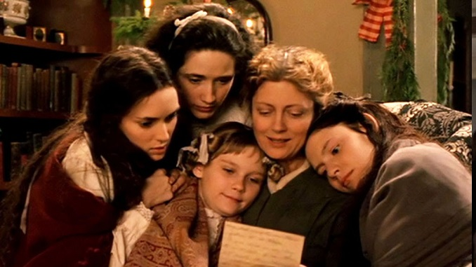 фільм Маленькі жінки1994