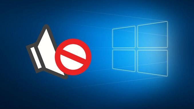 Немає звуку в Windows 10 – що робити?