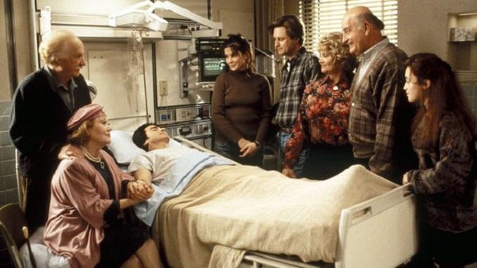 Поки ти спав США, комедійна мелодрама, 1995