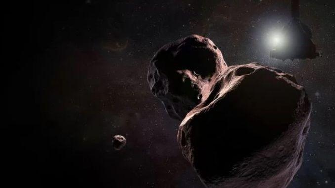 Астероїд Ультіма Туле став найвіддаленіших об'єктом дослідженим людьми